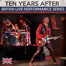 British Live Performance Series - Ten Years After (2016, CD NIEUW)