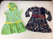 Oilily Girls Dress Bundle X2 Size Age 2 Years, 92 Cm, JOBLOT