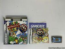 Mario Pinball Land - Nintendo Gameboy Advance - GBA