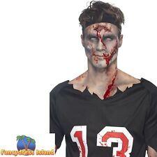 Make Your Own Scar Kit Moulding Liquid Latex Blood Make Up Halloween Fancy Dress