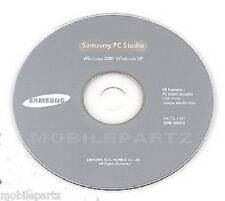 Genuine Samsung PC Studio Software V 3.20 for D900i F480 G600 J600 U600 U800