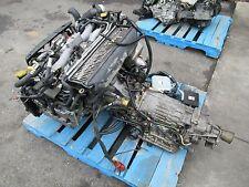 00-05 JDM Subaru EJ205 AVCS Engine WRX Forester Turbo EJ205 Engine EJ205