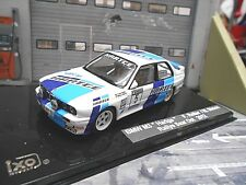 BMW m3 e30 Rallye 2012 Saar OST Winner #5 cavaliers Simon HARTGE Transformation Ixo 1:43