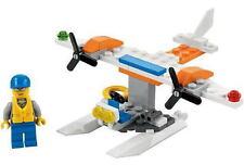 Brand New Lego - Coast Guard Seaplane - City - 30225 - Promo Set / Polybag