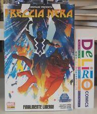 FRECCIA NERA N.4 FINALMENTE LIBERO! Ed.PANINI COMICS SCONTO 10%