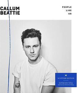 Callum Beattie - People Like Us (2020) CD Deluxe Scottish Edition NEW SPEEDYPOST