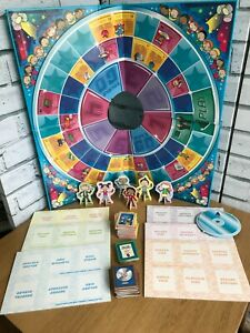Marks & Spencer Children's Board Game 'The Fame Game' Ages 6 - 11 numeracy