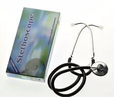 Single Head Stethoscope Médicos Estudiante Veterinario Enfermera Médico CE