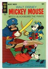 Mickey Mouse #114     Mickey Meets Blackbeard the Pirate