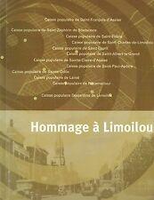 VILLE DE QUEBEC HISTOIRE DE LIMOILOU HOMMAGE À LIMOILOU PAR JACQUES SAINT-PIERRE