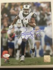 Robert Woods Signed Autographed 8X10 Photo Los Angeles Rams JSA Authenticated