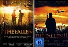 The Fallen Teil 1 + Teil 2 - DVD Set Sammlung - NEU / OVP - Kriegsfilm