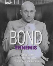CINEMA / JAMES BOND : ENNEMIS - 007 - ALASTAIR DOUGALL - NEUF !