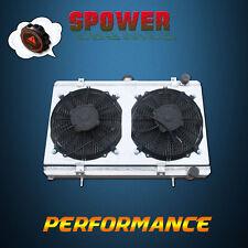 52MM Aluminum Radiator For NISSAN SILVIA S13 180 SX CA18DET Turbo 1989-1994
