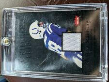 New listing 2004 Fleer Tradition Peyton Manning Gridiron Tributes Colts Jersey Broncos HOF
