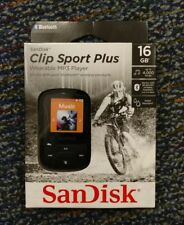 SanDisk - Clip Sport Plus 16GB - Bluetooth MP3 Player