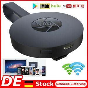 Kabellos WiFi HDMI Dongle Empfänger TV Miracast Display Media Digital Streamer