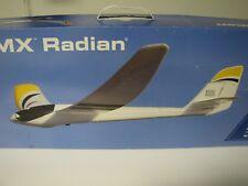 E-FLITE UMX MINI RADIAN ELECTRIC SAILPLANE RC AIRPLANE GLIDER MODEL