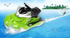 D30 Green Length 53CM Remote Control Boat Motorboat Rowing Boat Model Gift Toy O