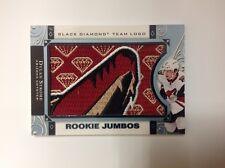 2016-17 Upper Deck Black Diamond Team Logo Rookie Jumbos Dylan Strome