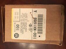 Allen Bradley 100-NX165B SER A