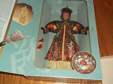BARBIE DOLL COLLECTOR EDITION GREAT ERAS CHINESE EMPRESS