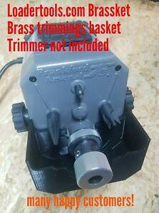 Frankford Arsenal Platinum Case Prep Trim System BrassKet Upgrade, Black