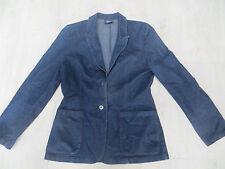 veste en jeans bleu Sym taille 38 + pantlon assorti offert