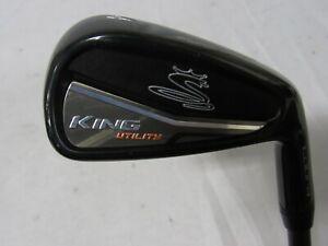 Used RH Cobra King Utility Single 4 Iron - Regular R Flex Recoil Graphite Shaft