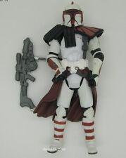 Star Wars 2009 Evolution Alpha Arc Clone Commander ACTION FIGURE P48J