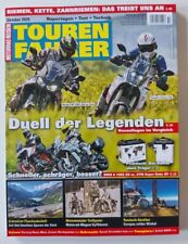TourenFahrer, Oktober 2020, Motorrad Reisen