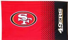 Forever Collectibles San Francisco 49ers Se Fanent Drapeau DRAPEAU FANION NFL