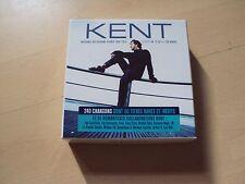 CD  KENT intégrale des albums studio 1982-2013