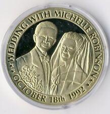 Barak Obama - Hochzeit mit Michelle Robinson in OVP