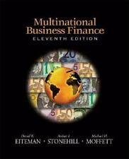 Multinational Business Finance (11th Edition), David K. Eiteman, Arthur I. Stone