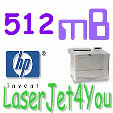 512MB HP COLOR LASERJET MEMORY 3800 3800dn 3800dtn 3800n 4650 4650n 4650dn