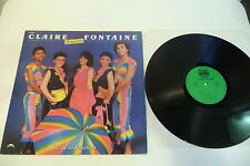 CLAIRE FONTAINE LP EVASION ILE DE LA REUNION. PLAYA SOUND FRENCH LPP 225.