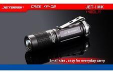 AU JETBeam MK CREE Xp-g2 480 Lumens Ipx8 Waterproof Mini Flashlight Torch Black