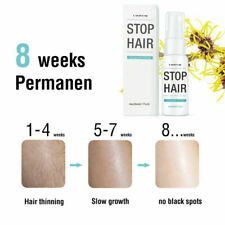 【100% Natural 】Hair Removal Permanent Spray Stop Hair Growth Inhibitor Remover