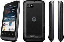 Optus Motorola Defy Mini XT320 3MP Dust Scratch Water Resistant Android V2.3.6