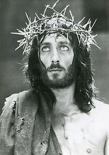 ROBERT POWELL ANNE BANCROFT JESUS OF NAZARETH 1977 12 PHOTOS ORIGINAL LOT
