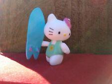 6ps Adorabile Hello Kitty collezione di action figure anime in PVC GIOCO REGALO torta Top