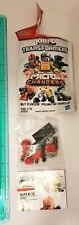 New Kre-O Transformers Micro Changers Warpath Minifigure Hasbro A2200