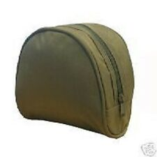 BRAND NEW OLIVE GREEN PADDED REEL CASE FOR COARSE / CARP FISHING