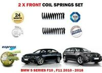 FOR BMW 31336794634 31336794635 31336796761 2 X FRONT COIL SPRINGS SET