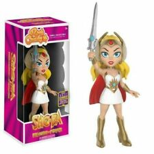 Funko Rock Candy MOTU She-Ra 2017 SDCC Exclusive Limited Edition 1250 Pieces