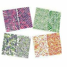 """Roylco Texture Rubbing Plates - 4 Piece[s] - 8.5"""" X 11"""" - 1 Pack - Assorted -"""