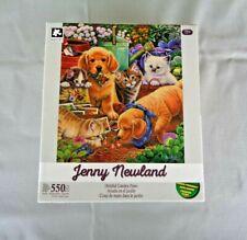 Utiliza Karmin International Jenny Newland 550 pieza útil Jardín Patas rompecabezas mágico