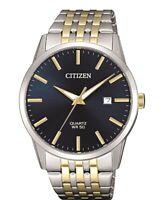 Citizen Men's Quartz Two-Tone Bracelet Calendar Date 39mm Watch BI5006-81L