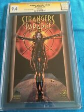 Strangers in Paradise v3 #31 - Abstract - CGC SS 9.4 NM - Signed by Terry Moore